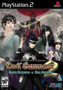 Shin Megami Tensei: Devil Summoner 2: Raidou Kuzunoha vs. King Abaddon per PlayStation 2