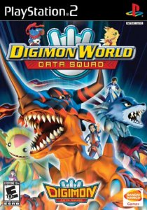 Digimon World: Data Squad per PlayStation 2