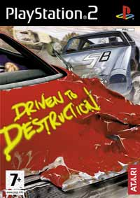 Driven to Destruction per PlayStation 2