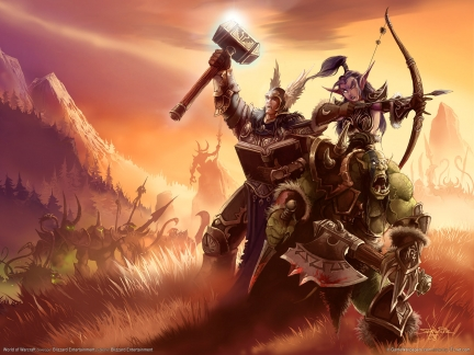 Sospese le registrazioni a World of Warcraft in Cina