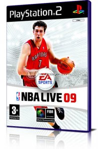 NBA Live 09 per PlayStation 2