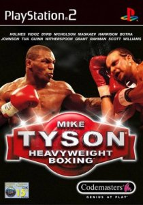 Mike Tyson Heavyweight Boxing per PlayStation 2