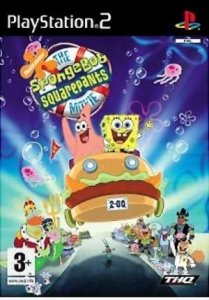 SpongeBob SquarePants: The Movie per PlayStation 2