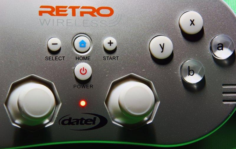 Datel - Retro Wireless Controller