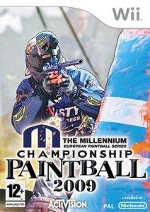 Millenium Series Championship Paintball 2009 per Nintendo Wii