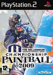 Millenium Series Championship Paintball 2009 per PlayStation 2