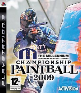Millenium Series Championship Paintball 2009 per PlayStation 3