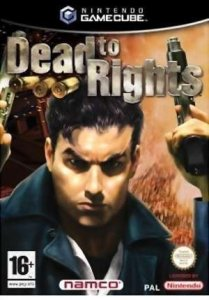 Dead to Rights per GameCube