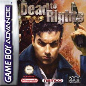 Dead to Rights per Game Boy Advance