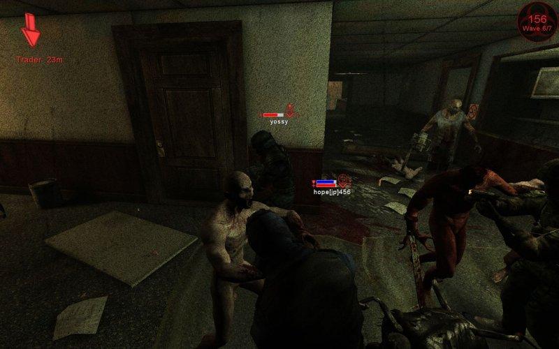 Sei personaggi in cerca di zombie