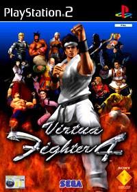 Virtua Fighter 4 per PlayStation 2
