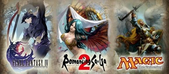 Un gioco di carte collezionabili per Square Enix