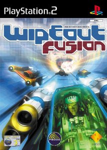 Wipeout Fusion per PlayStation 2