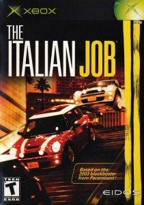 The Italian Job per Xbox