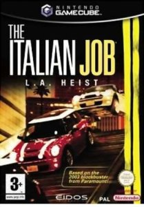 The Italian Job per GameCube