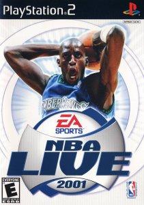 NBA Live 2001 per PlayStation 2