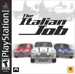 The Italian Job per PlayStation