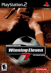 Winning Eleven 7 per PlayStation 2