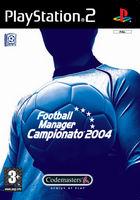 Football Manager Campionato 2004 per PlayStation 2