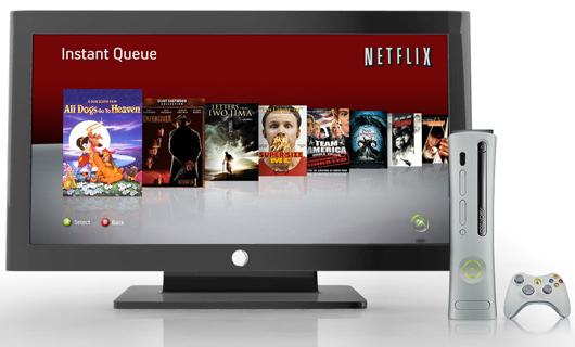 Netflix resta un'esclusiva Xbox 360