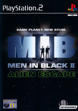 Men In Black 2 : Alien Escape per PlayStation 2