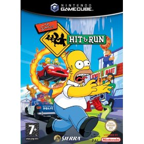 The Simpsons: Hit & Run per GameCube