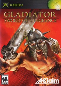 Gladiator: Sword of Vengeance per Xbox