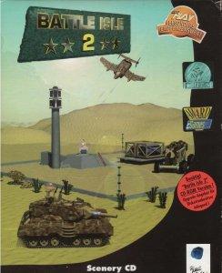 Battle Isle 2 Scenery CD: Titan's Legacy per PC MS-DOS