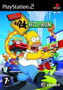 The Simpsons: Hit & Run per PlayStation 2