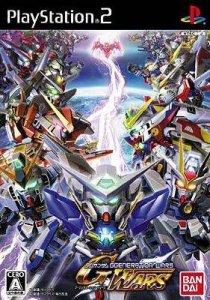 SD Gundam G Generation Wars  per PlayStation 2