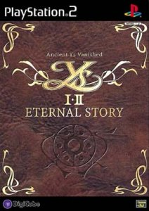 Y's I & II Eternal Story per PlayStation 2