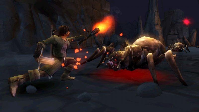 Un sito ufficiale per Aragorn's Quest
