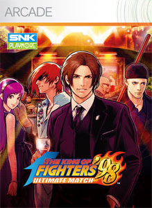 The King of Fighters '98: Ultimate Match per Xbox 360