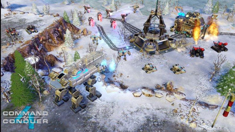 Command & Conquer 4 acquista il sottotitolo Tiberian Twilight
