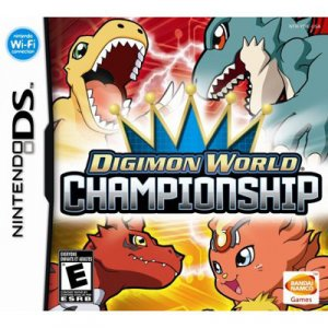 Digimon World Championship per Nintendo DS