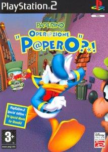 Paperino: Operazione Papero per PlayStation 2