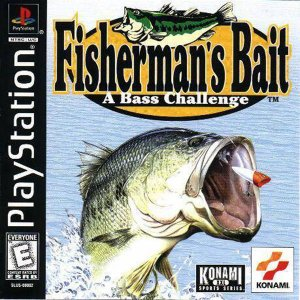 Fisherman's Bait: A Bass Challenge per PlayStation