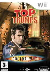 Top Trumps: Dr. Who per Nintendo Wii