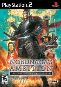 Nobunaga's Ambition: Iron Triangle per PlayStation 2