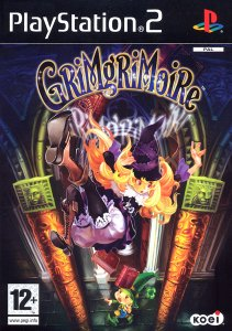 GrimGrimoire (Grim Grimoire) per PlayStation 2