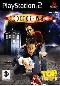 Top Trumps: Dr. Who per PlayStation 2
