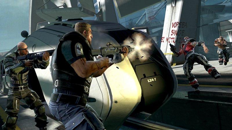 Il single player di Brink competerà con Halo, Call of Duty e Gears of War