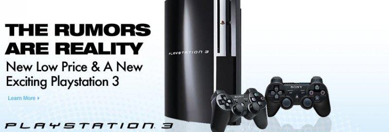 Anche Kmart.com da spazio al rumor su PS3 slim e taglio di prezzo