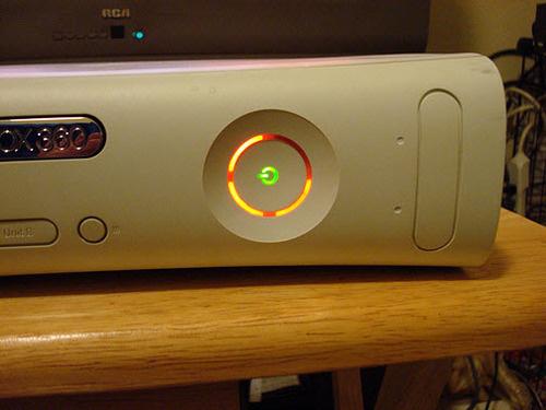 Un nuovo sondaggio sulle Xbox 360 fallate