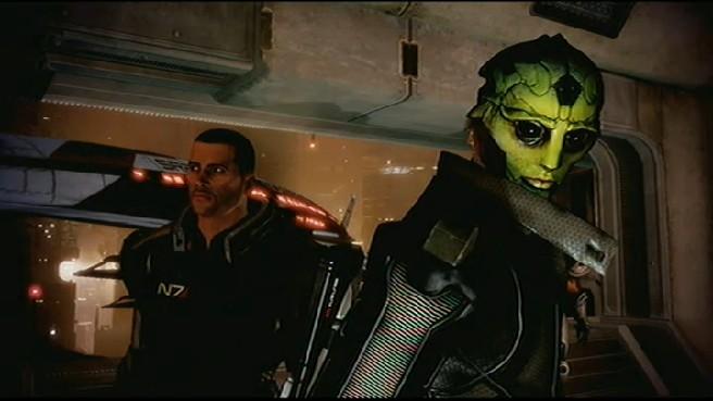Informazioni sulla versione PS3 di Mass Effect 2