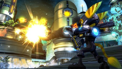 Uno sguardo a Ratchet & Clank: A Crack in Time