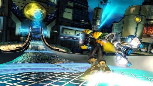 Il gameplay di Ratchet & Clank: A Spasso nel Tempo  di nuovo in video