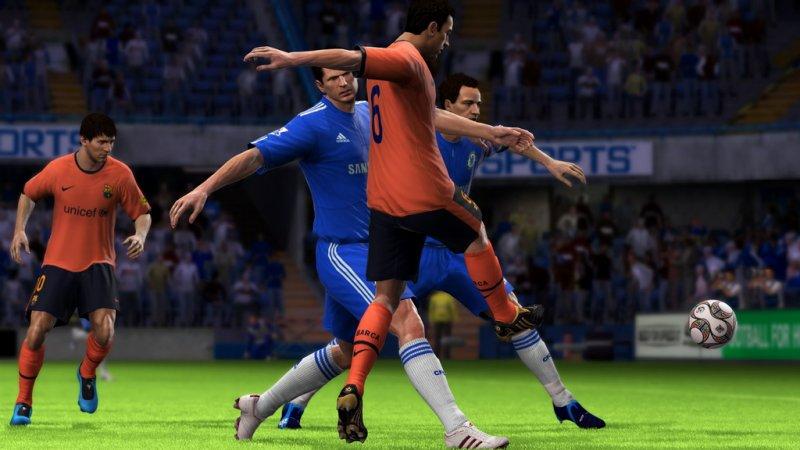 Domani la demo di FIFA 10