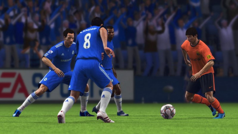 La demo di FIFA 10 è online (anche PC)