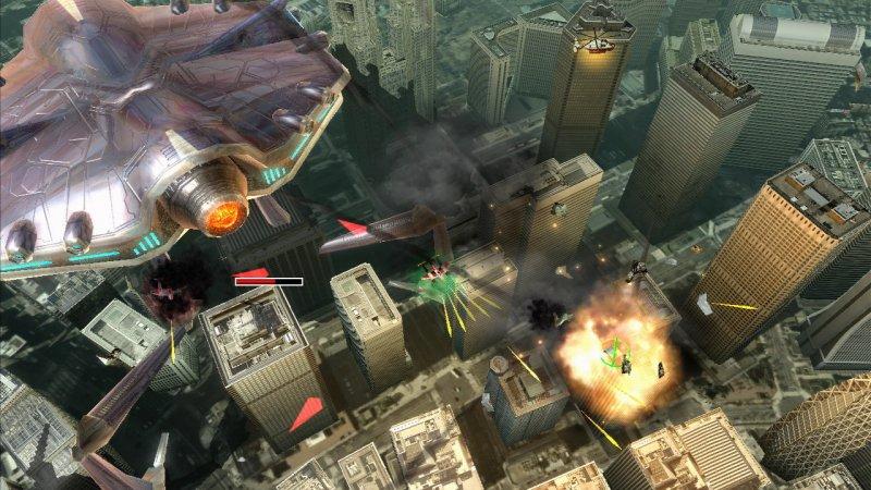 0 Day Attack on Earth è il prossimo su Live Arcade